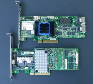 LSI 9265-8i MegaRAID Card vs Adaptec 6805 RAID Card Showdown - The Ultimate 6Gb/