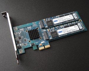 OWC Mercury Accelsior 480GB PCIe SSD Review – First Upgradeable PCIe SSD Hits Th