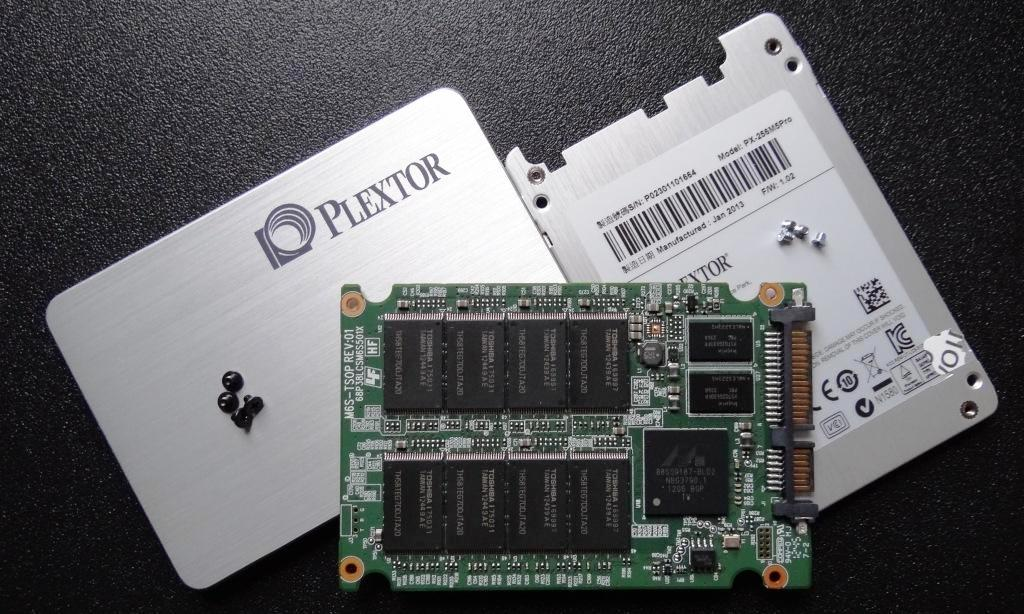 Plextor M5 Pro Xtreme SSD (256GB) - 100,000 IOPS and Excellent Performance